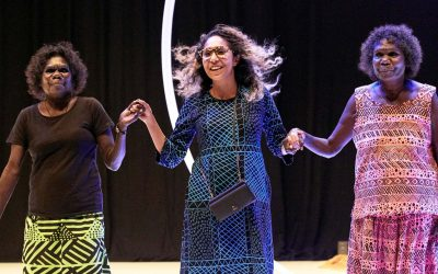 Darwin to Host Inaugural National Aboriginal Fashion Awards