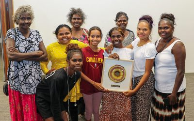 Meanwhile in Darwin… NIFA Screening in Darwin!